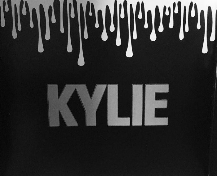 kylie jenner packaging